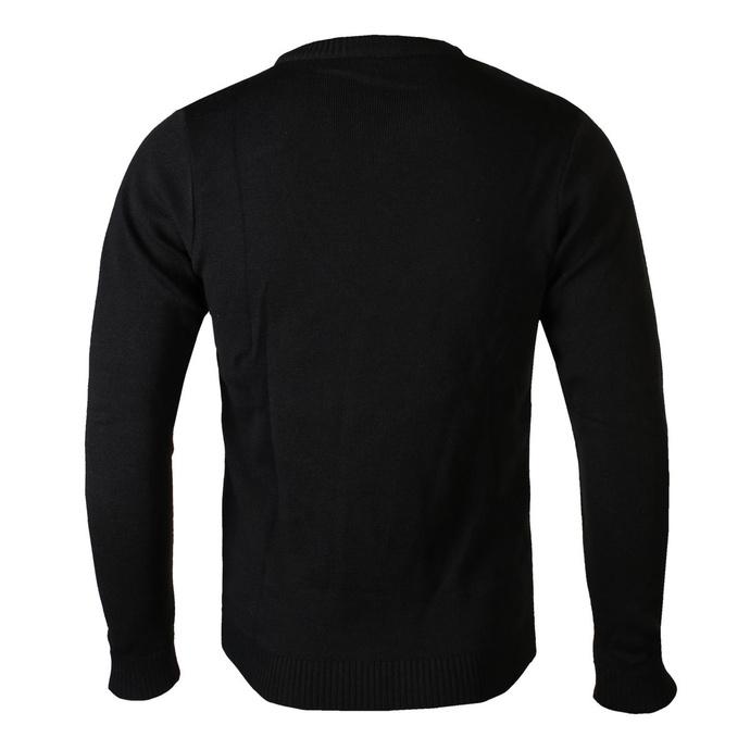 Ženski pulover ALCHEMY GOTHIC - Black Cat