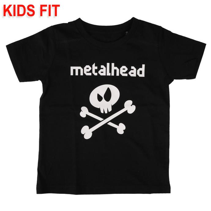 Otroška majica Metalhead - Metal-Kids