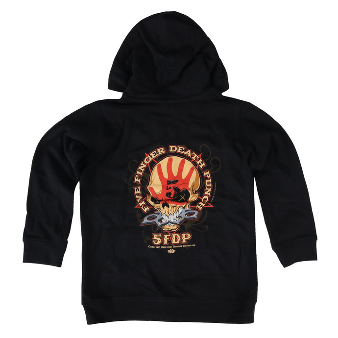 Otroški hoodie Five Finger Death Punch - Knucklehead - Metal-Kids