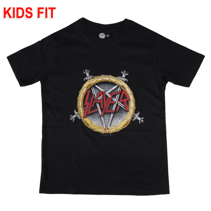 Otroška majica Slayer - Pentagram - Metal-Kids