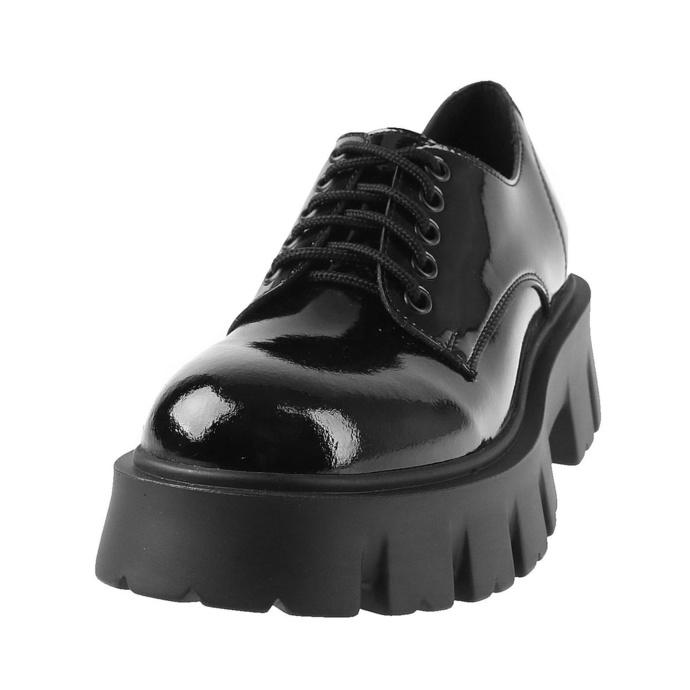 Ženski čevlji ALTERCORE - Deidra Vegan - Black Patent