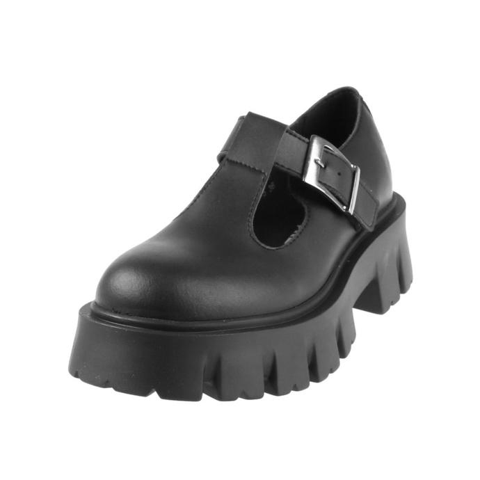 Ženski čevlji ALTERCORE - Jane Vegan - Črna