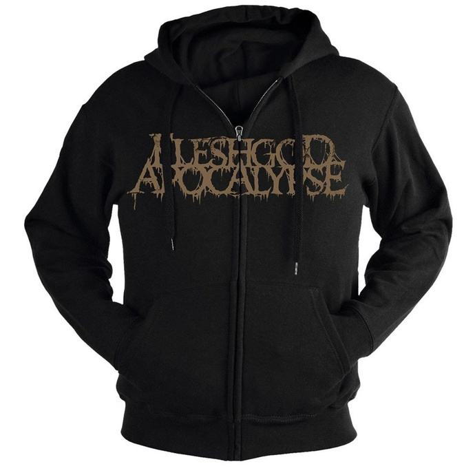 Moški hoodie FLESHGOD APOCALYPSE - Make way for silence - NUCLEAR BLAST