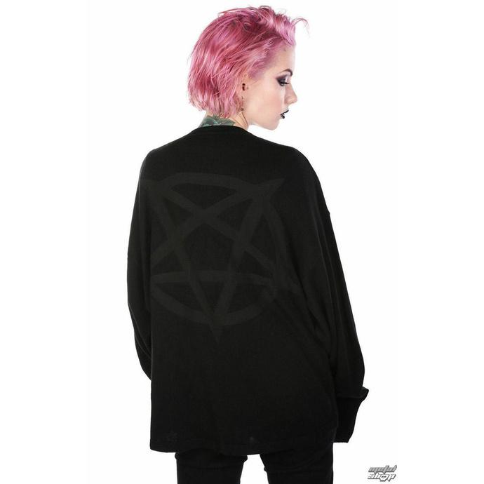 Ženski pulover DISTURBIA - Pentagram - DXDK-41 - POŠKODOVANO