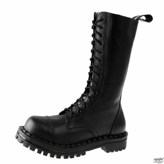 škornji ALTERCORE - 14 očesc - Črna - 352 - DAMAGED