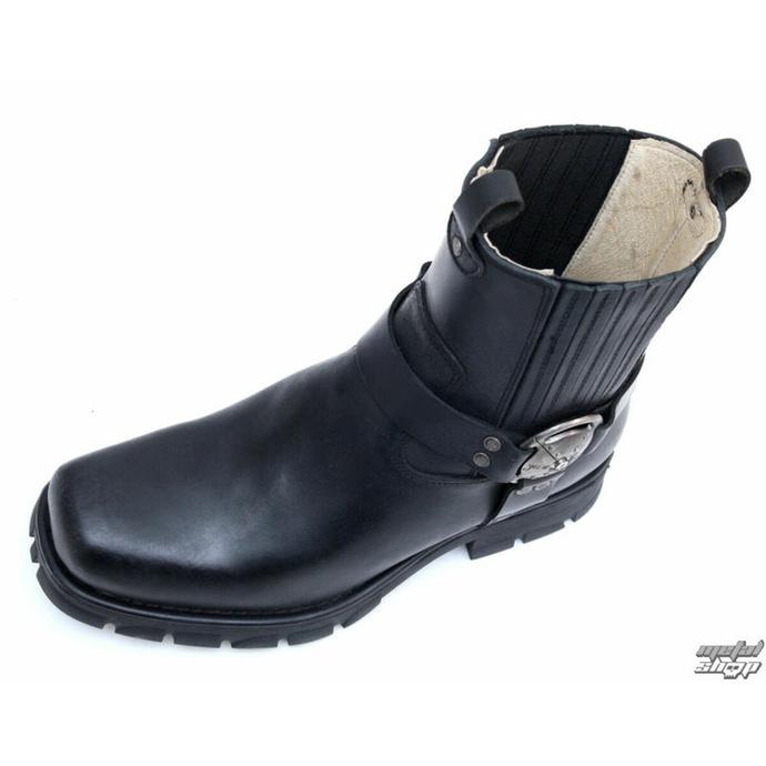 čevlji NEW ROCK - 7605-S1 - Itali Negro