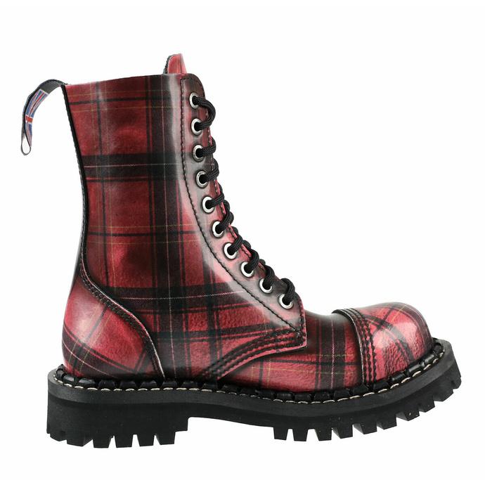 Škornji STEADY´S - 10 očesc - Grills Scottish