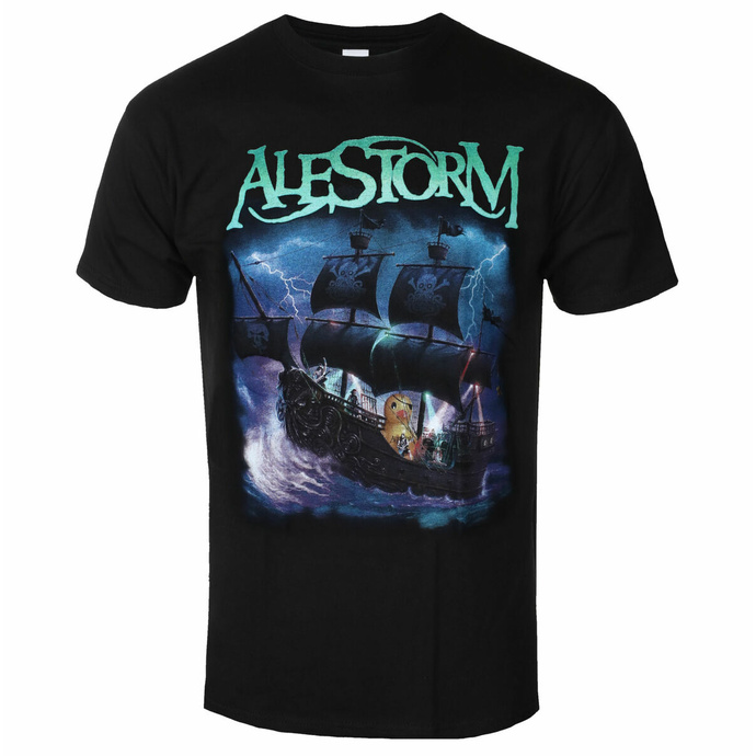 Moška majica ALESTORM - Live In Tilburg - NAPALM RECORDS