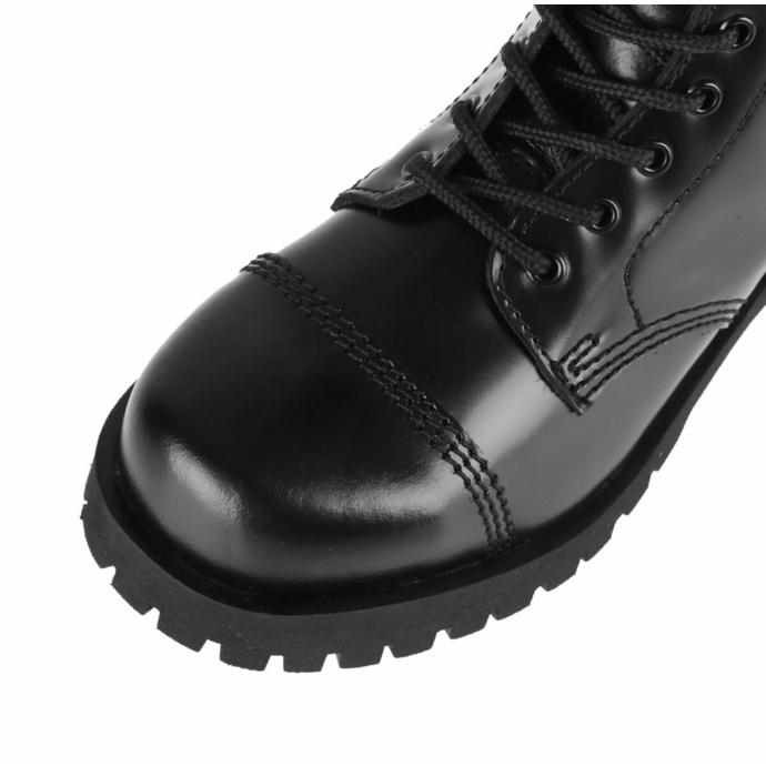 Škornji NEVERMIND - 20 očesc - BLACK POLIDO