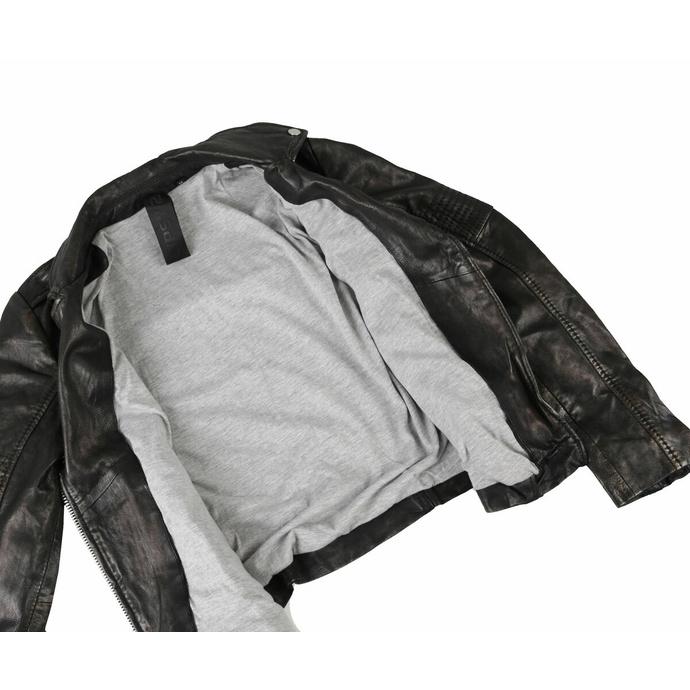 Ženska jakna (bomber) G2G Wona - SF LAMEV - Glossy Black