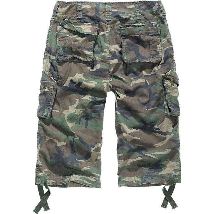 3/4 moške kratke hlače BRANDIT - Urban Legend Tovor