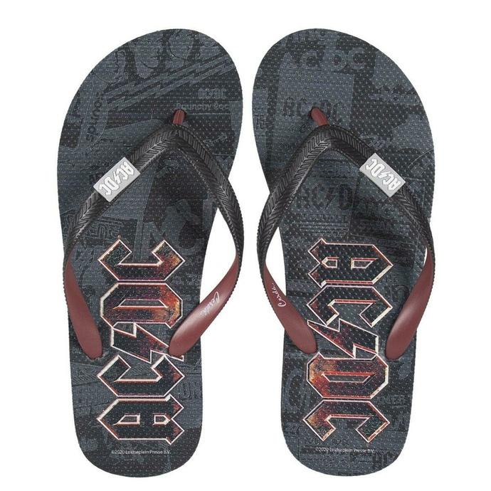 sandale (flip flops) AC/DC
