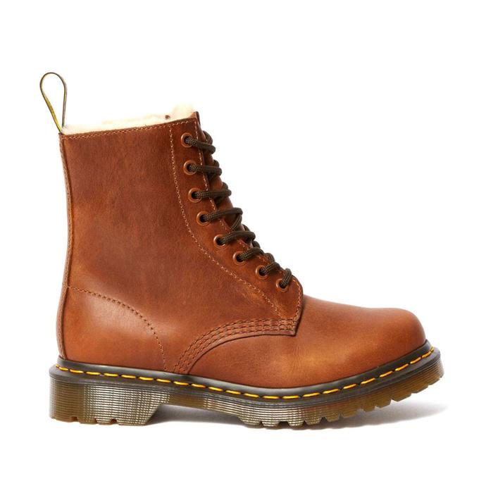 DR. MARTENS zimski škornji - 8 vezalnih lukenj - 1460 SERENA