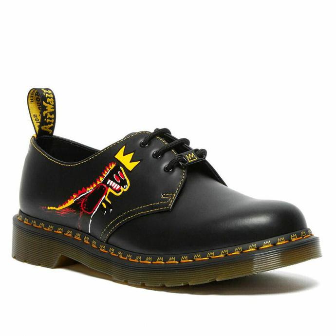 Čevlji DR. MARTENS - s 3 očesci - 1461 Basquiat