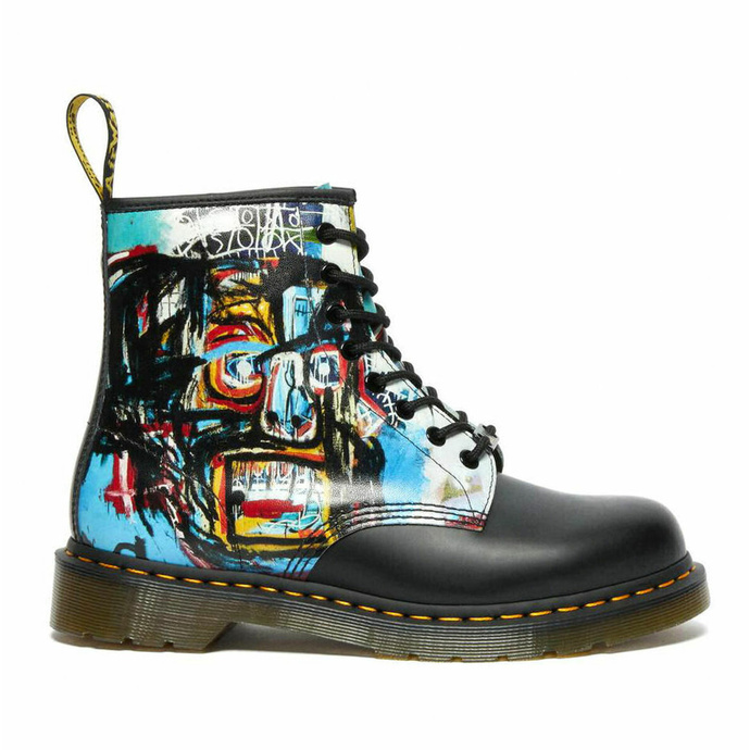 Škornji DR. MARTENS - z 8 očesci - 1460 Basquiat