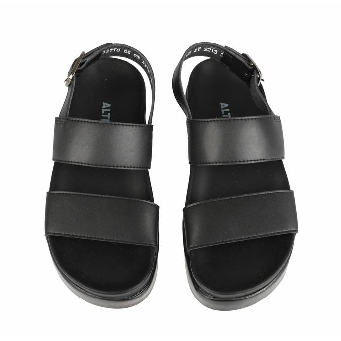 Ženski čevlji (sandali) ALTERCORE - Camille - Vegan Črna
