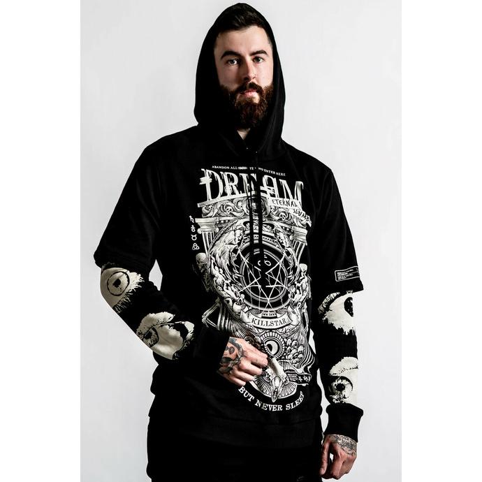Moška majica KILLSTAR - Insomnia Layer - Črna