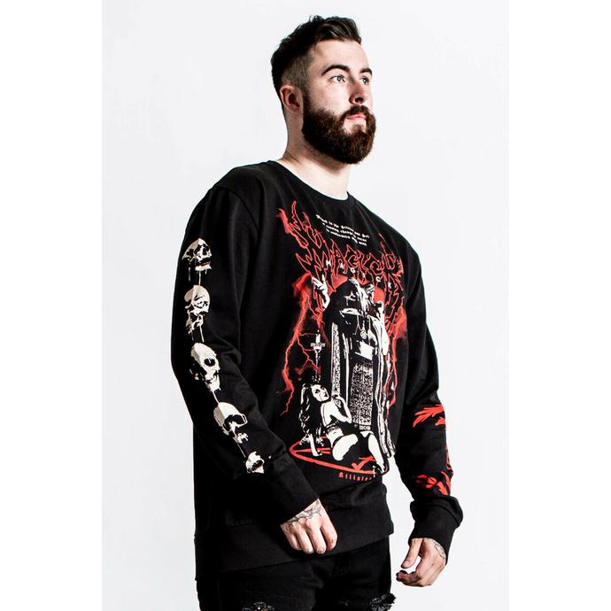 Moška majica KILLSTAR - Magick - Črna