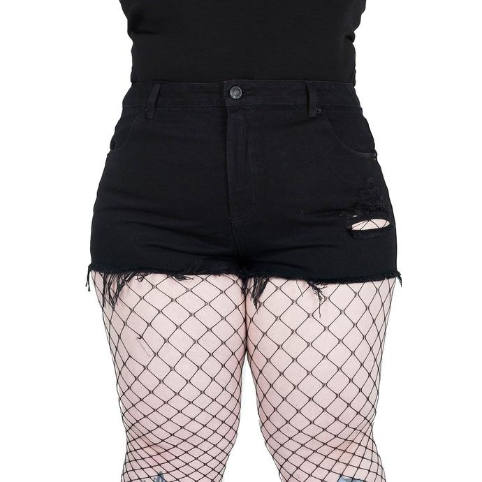 Ženske kratke hlače KILLSTAR - Nothing Goes Denim