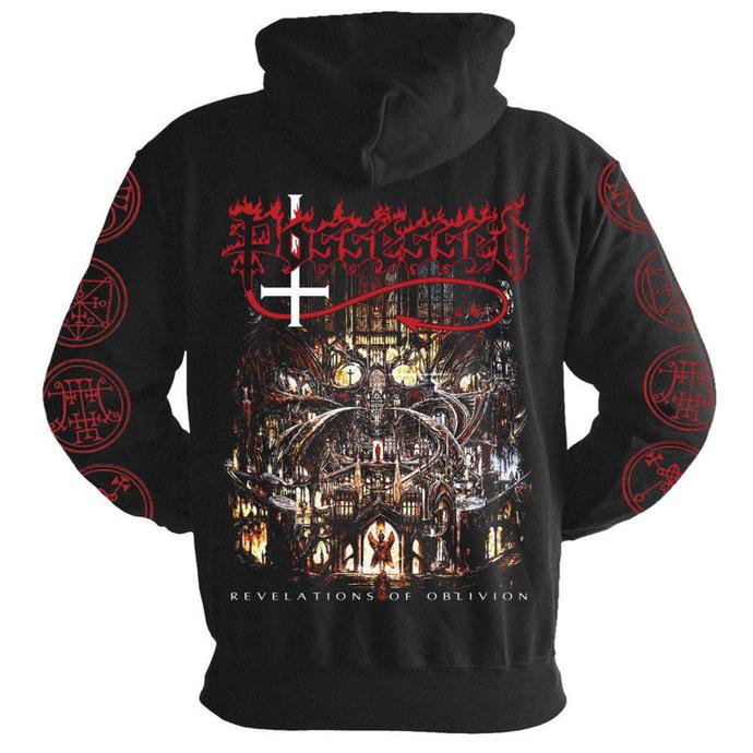 Moški hoodie POSSESSED - Revelations Of Oblivion - NUCLEAR BLAST