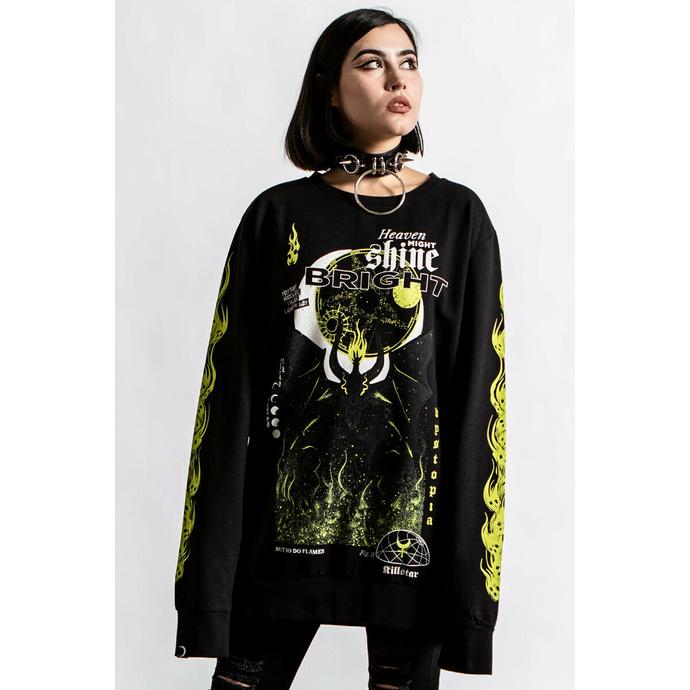 Unisex majica KILLSTAR - Shine Bright - Črna