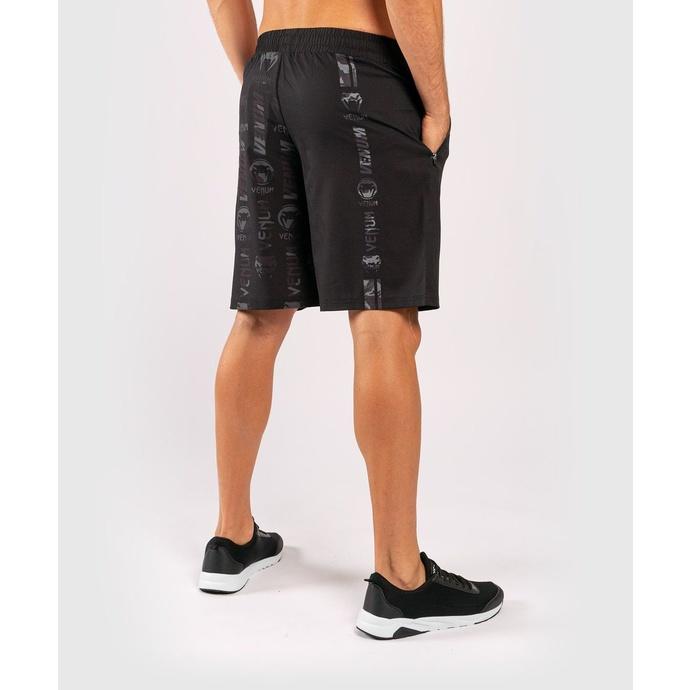 Moške kratke hlače VENUM - Logos Training - Črna / Urban Camo