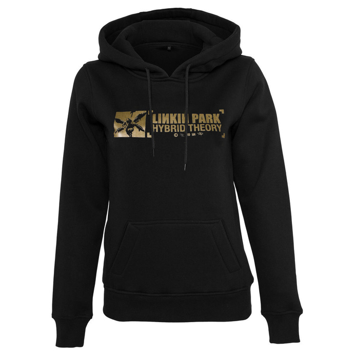 Ženski hoodie Linkin Park - Anniversay Logo - črna