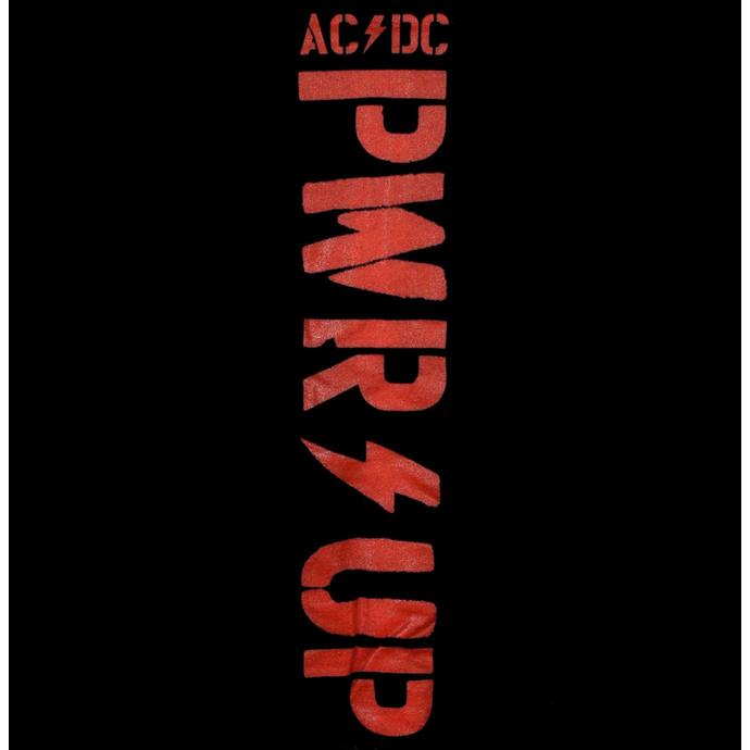 Moški hoodie AC / DC - POWER UP - Cables - RAZAMATAZ
