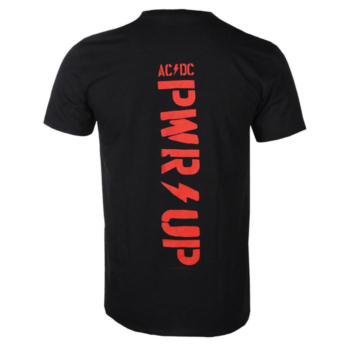 Moška majica AC / DC - POWER UP - Cables - RAZAMATAZ