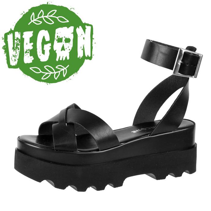 ženski čevlji (sandali) ALTERCORE - Zoe - Črna