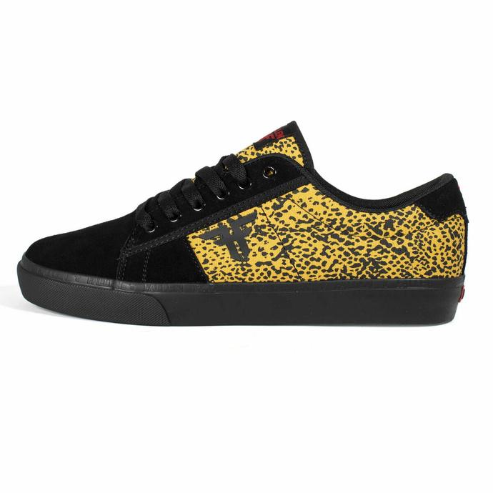 Moški čevlji FALLEN - Bombarder - Črna / Zlata Speckle