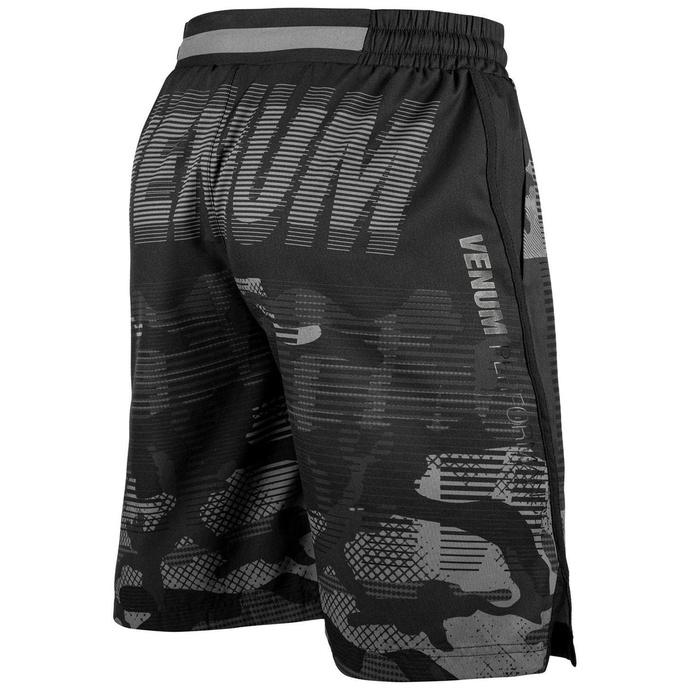 Moške kratke hlače VENUM - Tactical Training - Urban Camo / Črna / Črna
