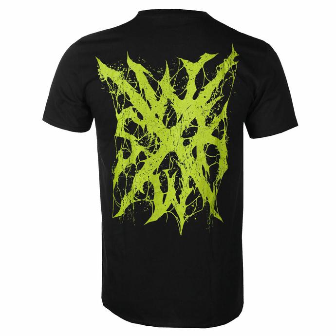 Moška majica Ingested - Demon - Črna - INDIEMERCH
