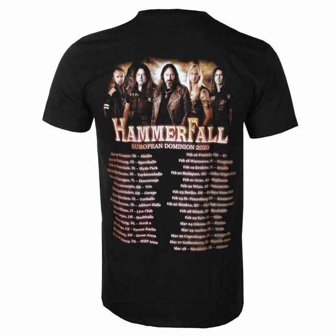 Moška majica Hammerfall - Dominion World - ART WORX