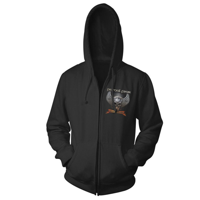 Moški hoodie PRIMAL FEAR - Metal commando - NUCLEAR BLAST