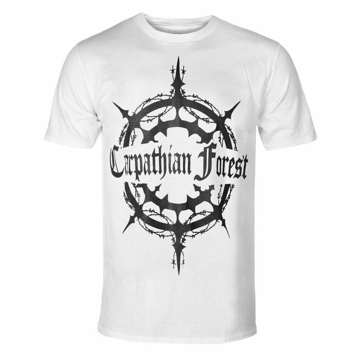 Moška majica Carpathian Forest - Evil Egocentric Existentialism - Bela - SEASON OF MIST