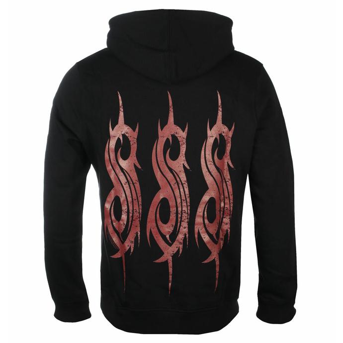 Moški hoodie Slipknot - Goat Splatter Paint