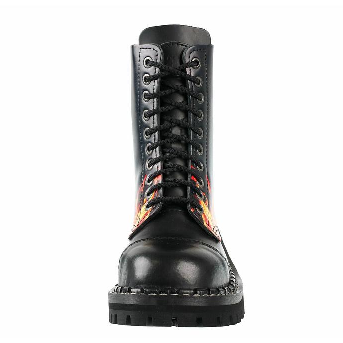 Škornji STEADY´S - 10 očesc - Fire