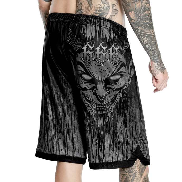 Moške kratke hlače HYRAW - SPORT - LUCIFER