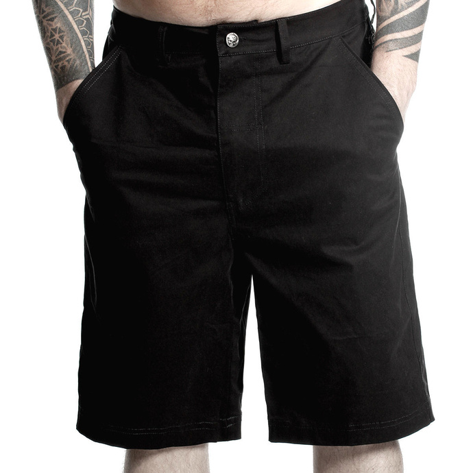 Moške kratke hlače HYRAW - TWILL HOSTILE
