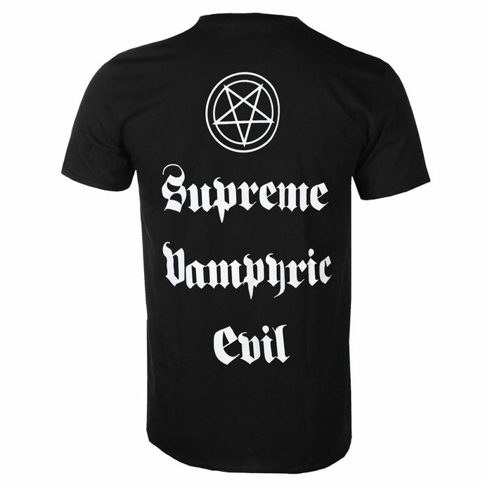 Moška majica Cradle Of Filth - Supreme Vampiric Evil - Črna