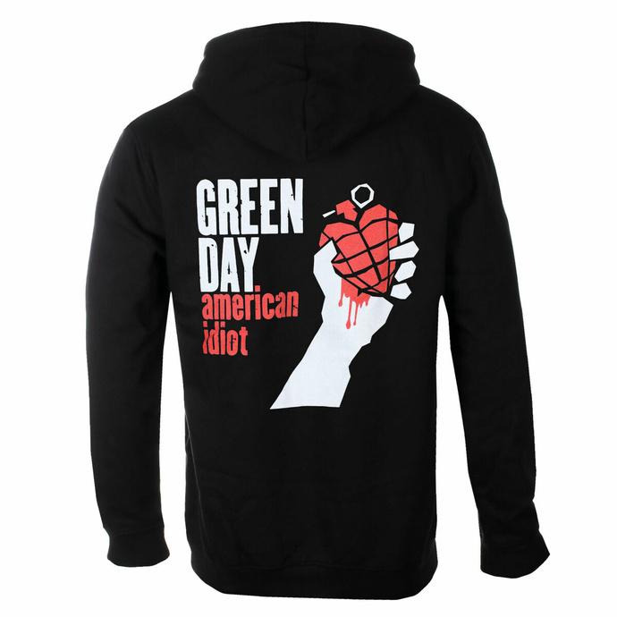 Moški hoodie Green Day - American Idiot - ROCK OFF