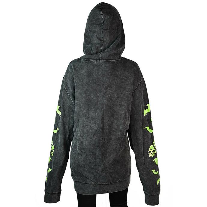 Unisex pulover KILLSTAR - Kon-Tiki - Črna