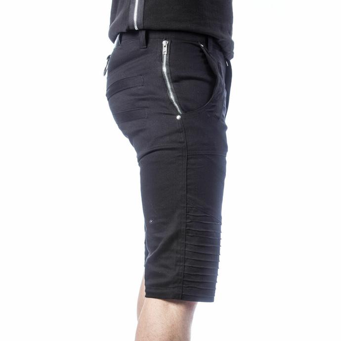 Moške kratke hlače VIXXSIN - MYKEL - ČRNA