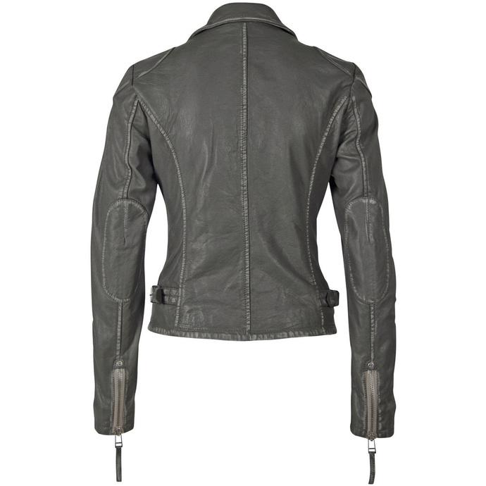 Ženska (motoristična) jakna PGG W20 LABAGV - TEMNO SIVA