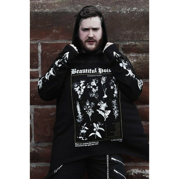 Ženska hoodie majica KILLSTAR - Poison Lace