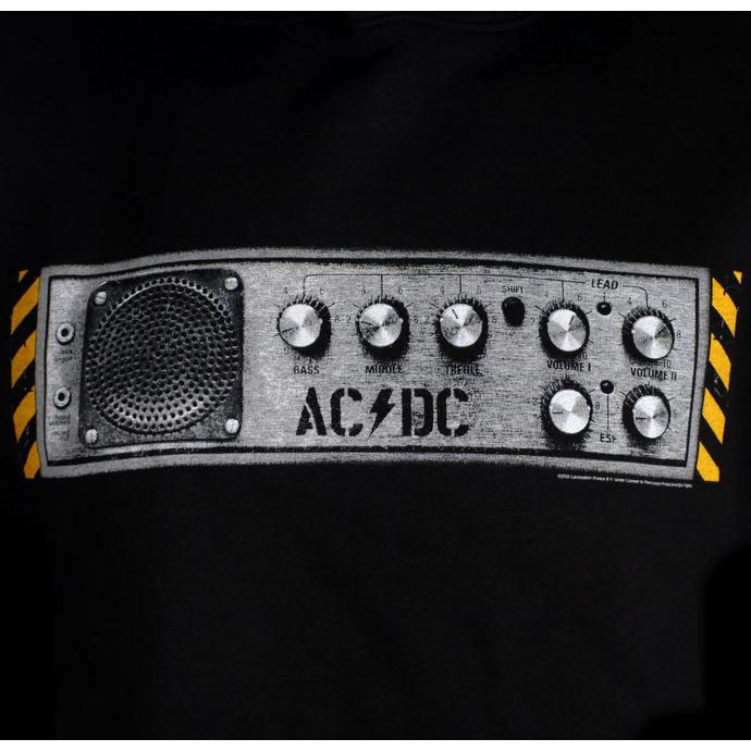 Moški hoodie AC / DC - PWR 012
