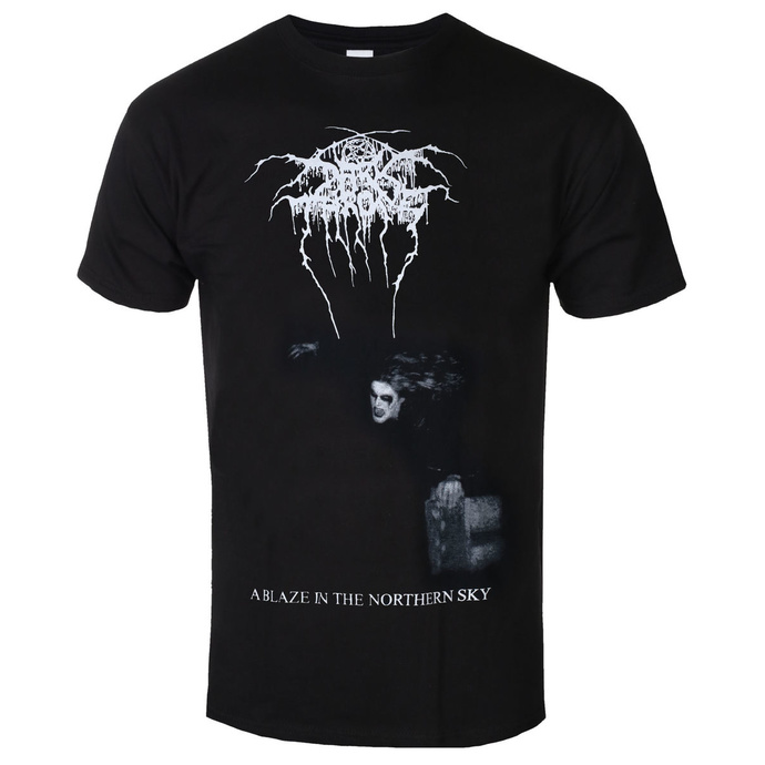Moška majica Darkthrone - A Blaze In The Northern Sky - RAZAMATAZ