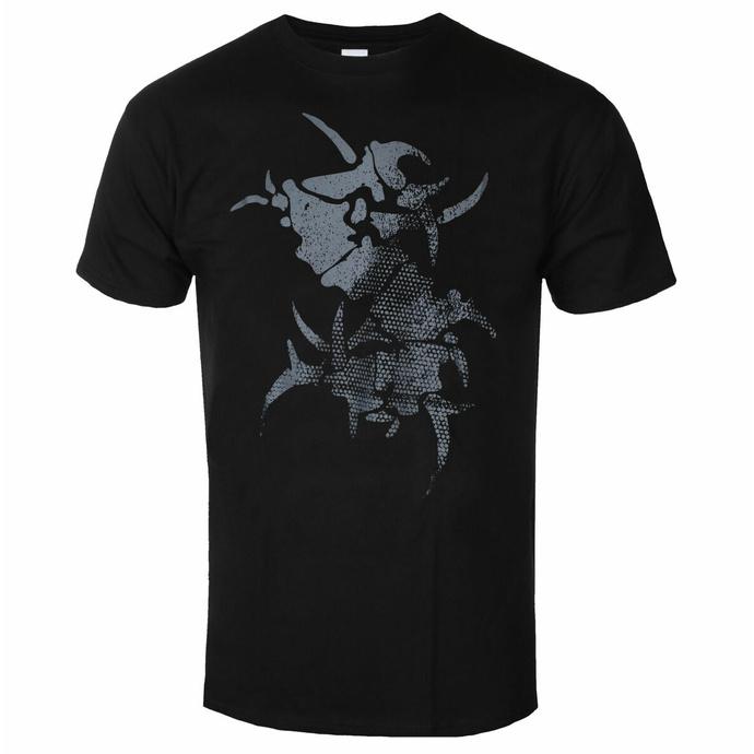Moška majica Sepultura - Z Logo - Črna - INDIEMERCH