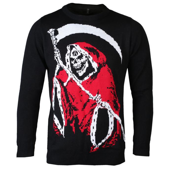 Ženski pulover ALCHEMY GOTHIC - Santa Reaper Jumper